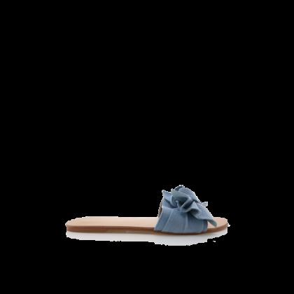 Alpha - Blue Denim by Billini Shoes