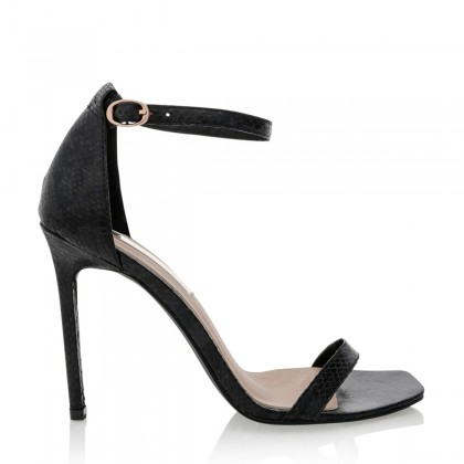 Andi Black Snake by Billini Shoes