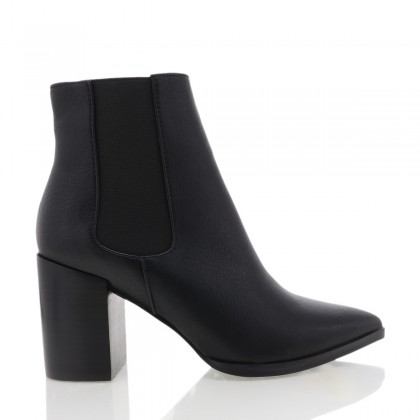 Arcadia Black Tumble by Billini Shoes