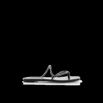 Ariel - Black Croc by Billini Shoes