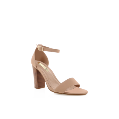 Aurella - Nude Nubuck/Natural by Billini Shoes