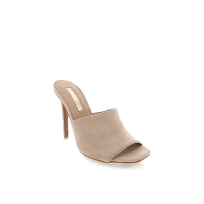 Balira - Nude Suede by Billini Shoes