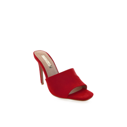 Balira - Red Suede by Billini Shoes