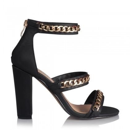 Balti Black by Billini Shoes