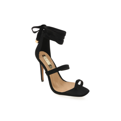 Besita - Black Suede by Billini Shoes