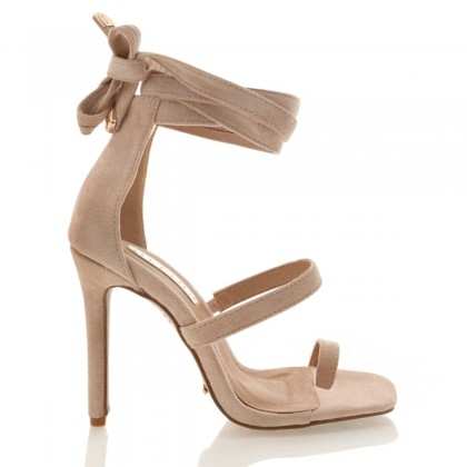 Besita Blush Suede by Billini Shoes