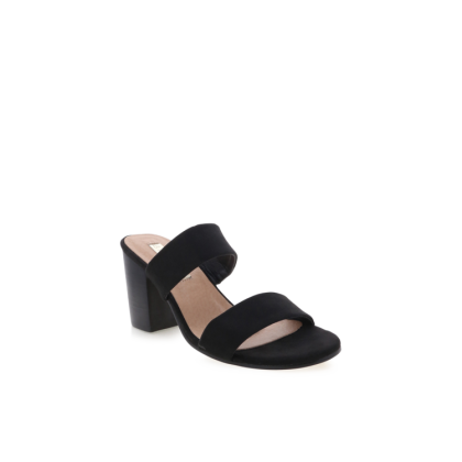 Cabo - Black Suede by Billini Shoes