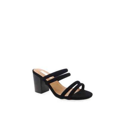 Calli - Black Nubuck by Billini Shoes