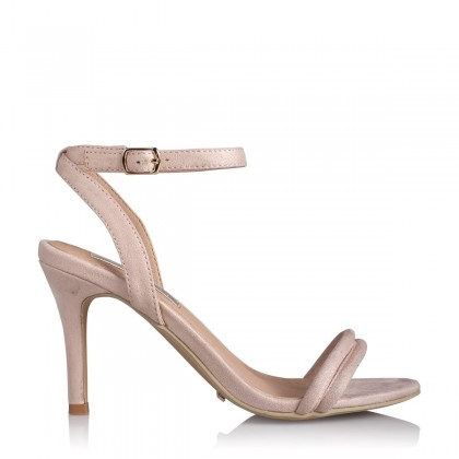Camden Blush Suede by Billini Shoes