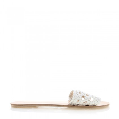 Capraia White by Billini Shoes