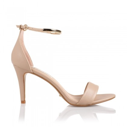 Carolina Nude by Billini Shoes