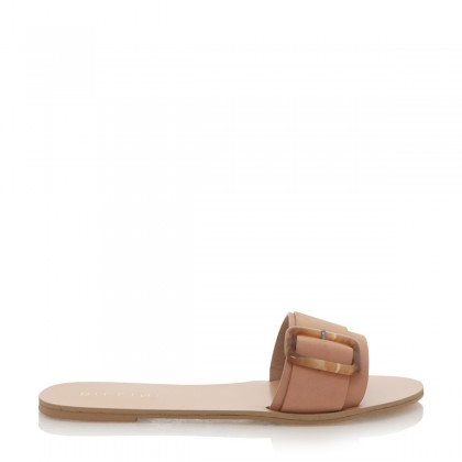 Casablanca Camel Nubuck by Billini Shoes