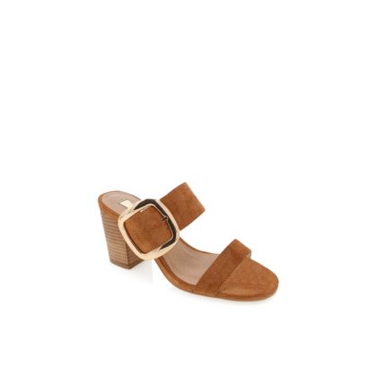 Celine - Chestnut Suede by Billini Shoes