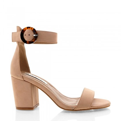 Chios Camel Nubuck by Billini Shoes