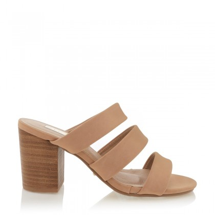 Cipriana Camel Nubuck by Billini Shoes