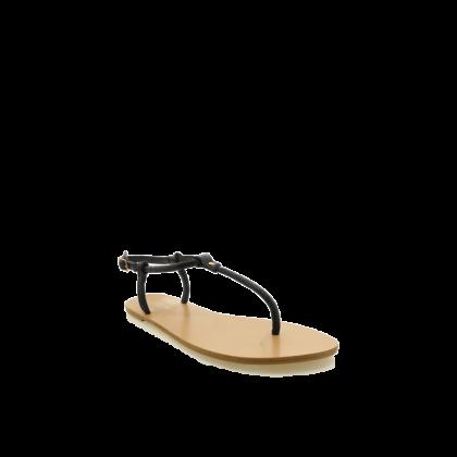 Clarita - Blk Reptile Texture by Billini Shoes