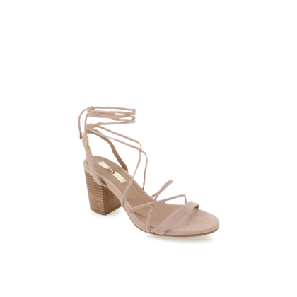Cleo - Blush Suede by Billini Shoes