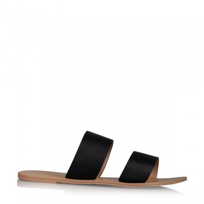 Cuban Black Pebble by Billini Shoes