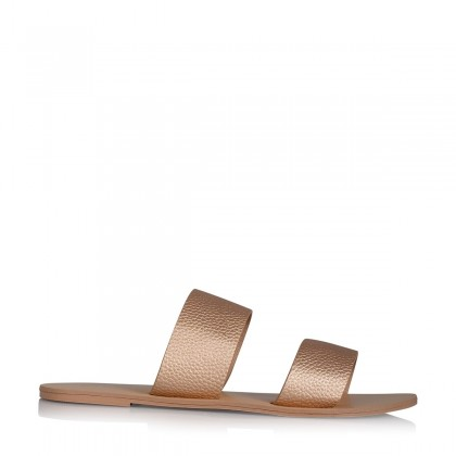 Rose Gold Pebble  by Billini Shoes