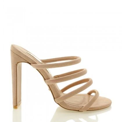Daciana Blush Suede by Billini Shoes