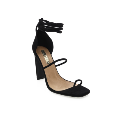 Dakota - Black Suede by Billini Shoes