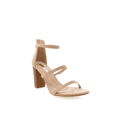 Dallas - Nude Nubuck by Billini Shoes