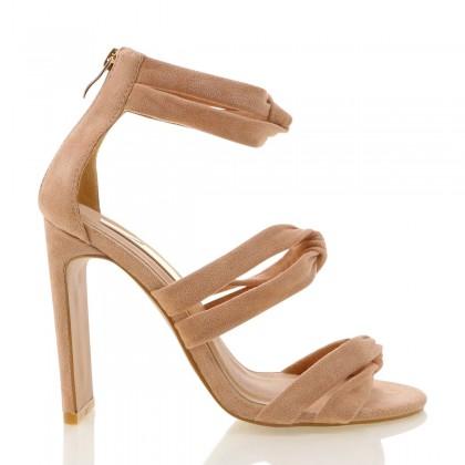 Dara Blush Suede by Billini Shoes