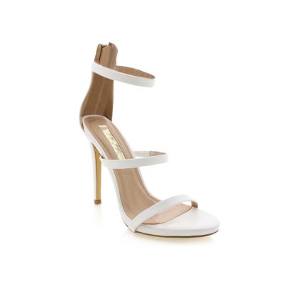 Delta - White by Billini Shoes