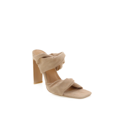 Deltona - Nude Suede by Billini Shoes