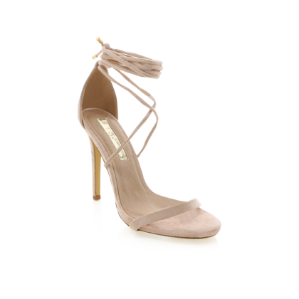 Deluca - Blush Suede by Billini Shoes