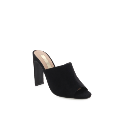 Desana - Black Suede by Billini Shoes