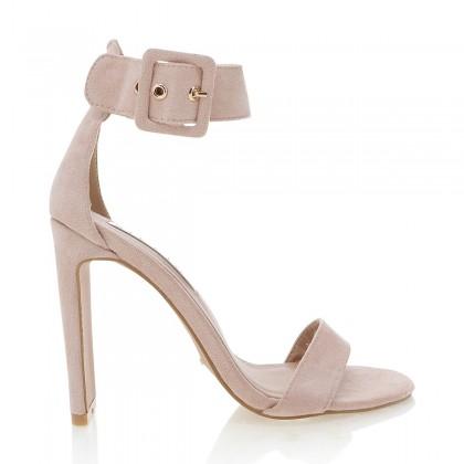 Dharma Blush Suede by Billini Shoes