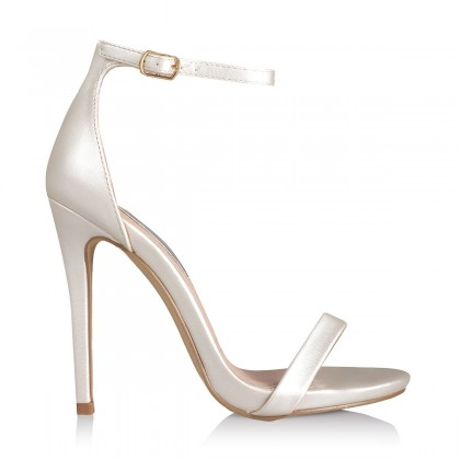 Dimity White Pearl by Billini Shoes