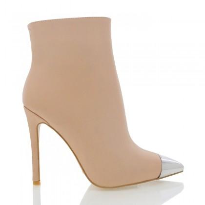 Doppio Nude by Billini Shoes