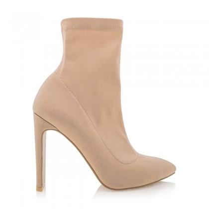 Edie Camel Lycra by Billini Shoes