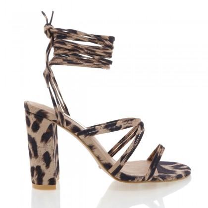 Elisa Light Leopard by Billini Shoes