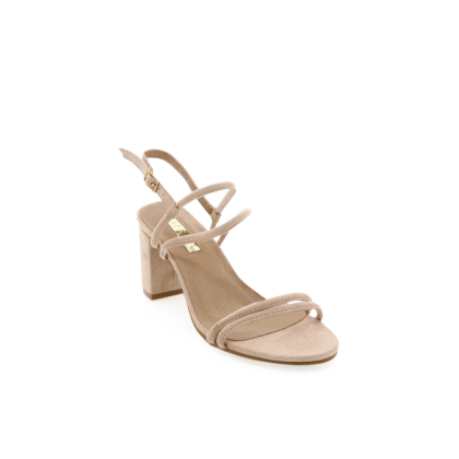 Fawn - Blush Suede by Billini Shoes