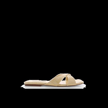Flynn - Vanilla Croc by Billini Shoes