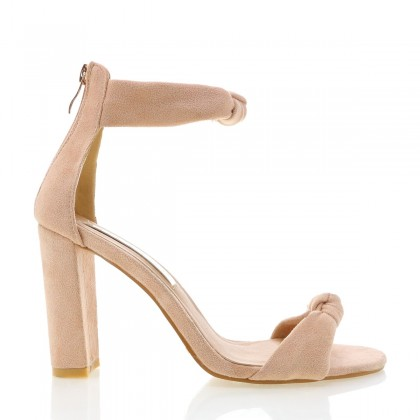 Galera Blush Suede by Billini Shoes