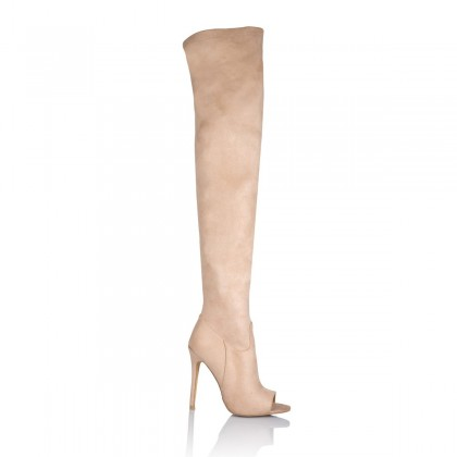 Garda Beige Suede by Billini Shoes