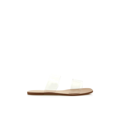 Genie - Clear by Billini Shoes