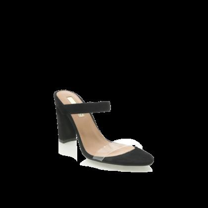 Gisela - Black Suede by Billini Shoes