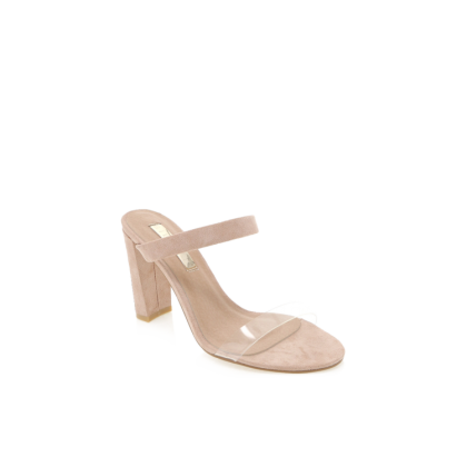 Gisela - Blush Suede by Billini Shoes