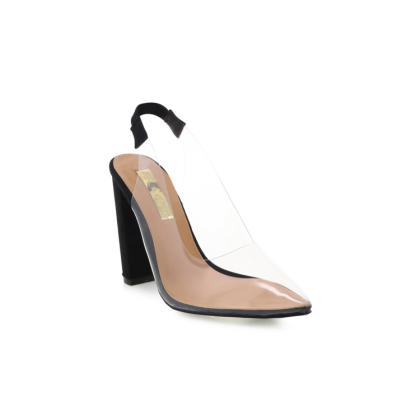 Givara - Black Suede by Billini Shoes