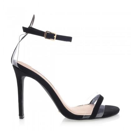 Godiva Black Suede by Billini Shoes
