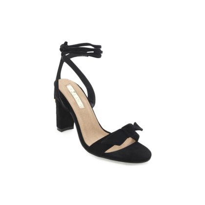 Granita - Black Suede by Billini Shoes
