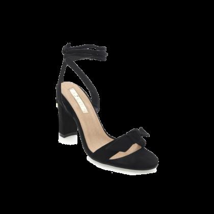 Granita - Black Suede by Billini Shoes