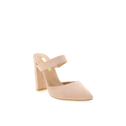 Grappa - Blush Suede by Billini Shoes