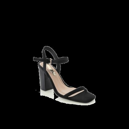 Hana - Black Nubuck by Billini Shoes