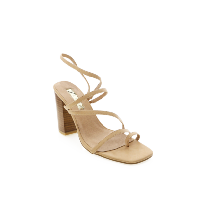 Hattie - Nude by Billini Shoes